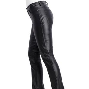 Gap 100% Leather Pants size 4